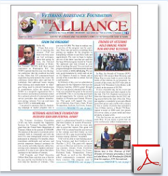 VAF Fall Newsletter 2012