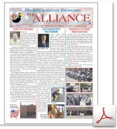VAF Newsletter summer 2011